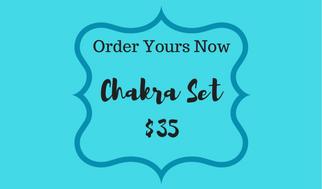 Order Yours NowChakraSet